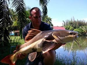 2014 Thailand Predator Fishing Cha Am Fishing Park