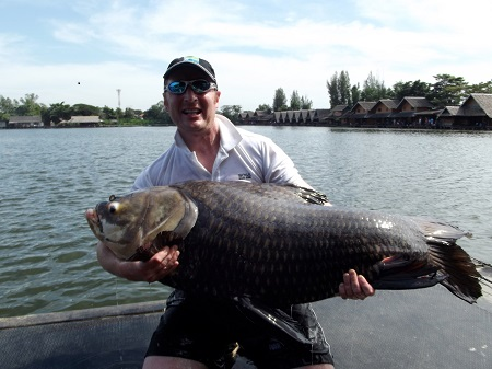 Carp Fishing Thailand Bangkok