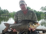 Carp fishing at Now Nam Lake
