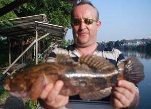Fishing in Thailand Now Nam Lake Bangkok