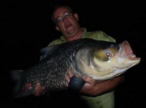 Thailand Carp fishing Dream Lake Chiang Mai