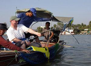 zeb hogan monster fish thailand