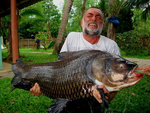 fishing in thailand with fishsiam