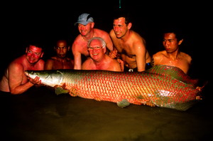 extreme fishing thailand