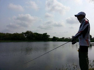 Thailand Predator fishing Pilot Ponds