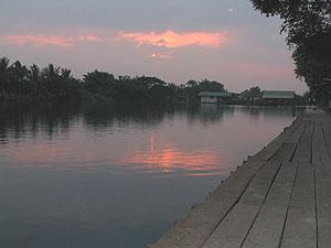 fishing in thailand now nam lake
