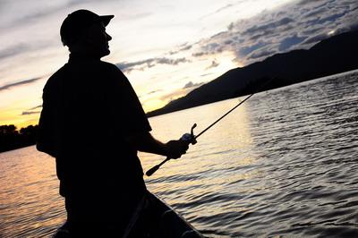 Giant Snakehead Fishing Sirikit Dam
