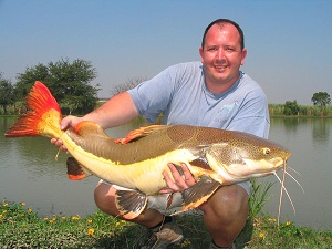 IT Lake Monsters predator fishing in Thailand