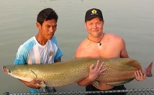 Predator Fishing in Thailand