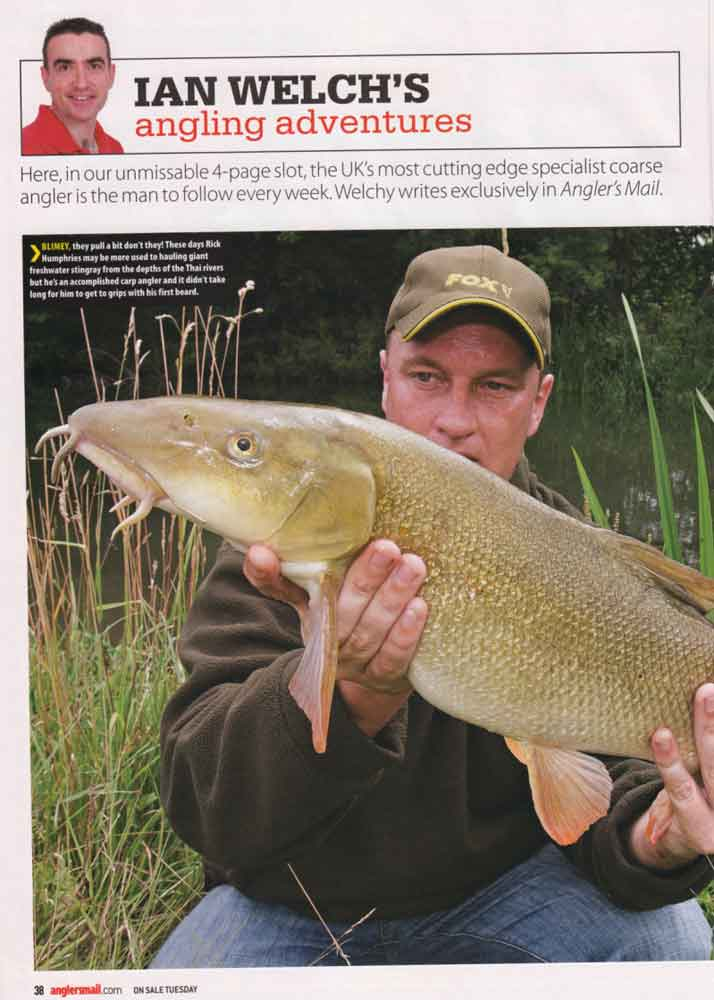 fishsiam barbel kennet