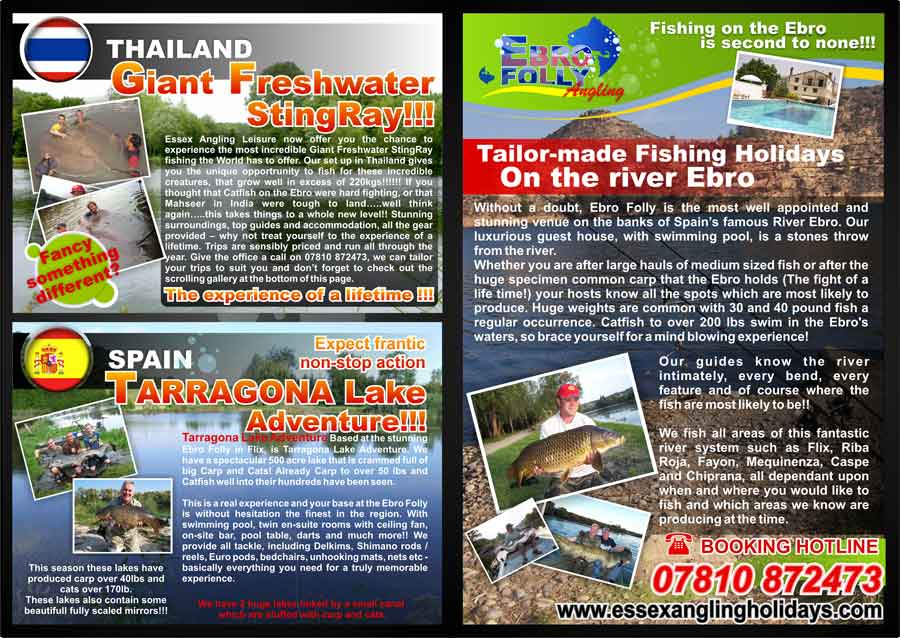 essex angling carp talk magazine